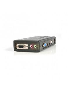 StarTech.com Replacement 60mm Ball Bearing CPU Case Fan - TX3 Connector - System fan kit - 60 mm