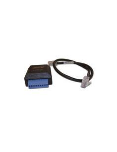 APC AP9810 networking cable 0.045 m Black