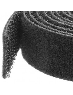StarTech.com Hook-and-Loop Cable Tie - 25 ft. Roll