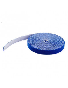 StarTech.com 50ft Hook and Loop Roll - Cut-to-Size Reusable Cable Ties - Bulk Industrial Wire Fastener Tape  Adjustable Fabric