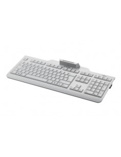 Fujitsu KB100 keyboard USB White