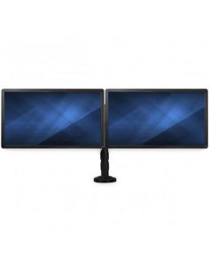 StarTech.com Desk-mount Dual-Monitor Arm - Cross Bar - Grommet Desk Clamp Mount
