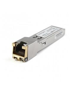 StarTech.com Cisco GLC-TE Compatible Module - 1000BASE-T Copper Industrial Gigabit Ethernet Transceiver - SFP to RJ45
