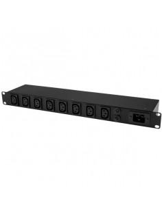 StarTech.com PDU08C13EU power distribution unit (PDU) 1U Black 8 AC outlet(s)