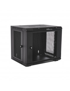 V7 RMWC9UV450-1E rack cabinet 9U Wall mounted rack