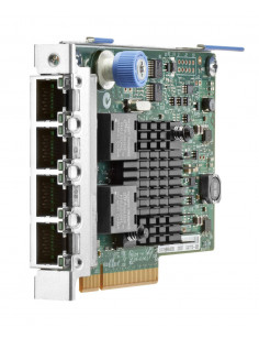 Hewlett Packard Enterprise Ethernet 1Gb 4-port 366FLR 1000 Mbit s Internal