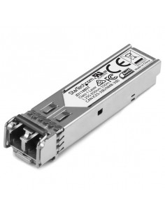 StarTech.com HPE JD118B Compatible SFP Module - 1000BASE-SX - 1GbE Multi Mode Fiber Optic Transceiver - 1GE Gigabit Ethernet