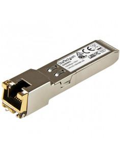 StarTech.com HPE JD089B Compatible SFP Module - 1000BASE-T - SFP to RJ45 Cat6 Cat5e - 1GE Gigabit Ethernet SFP - RJ-45 100m -