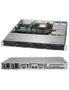 Supermicro SuperServer 5019P-MTR Intel C622 LGA 3647 Rack (1U) Black