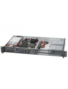 Supermicro 5018D-FN4T BGA 1667 Rack (1U) Black, Silver
