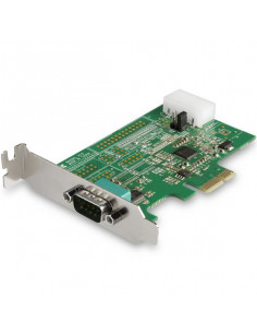 StarTech.com 1-port PCI Express RS232 Serial Adapter Card - PCIe RS232 Serial Host Controller Card - PCIe to Serial DB9 - 16950