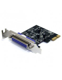 StarTech.com 1 Port PCI Express Low Profile Parallel Adapter Card - SPP EPP ECP