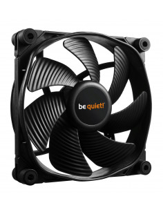 be quiet! SilentWings 3 PWM Computer case Fan 12 cm Black