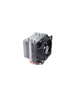 be quiet! Pure Rock Slim Processor Cooler 9.2 cm Black, Copper, Silver
