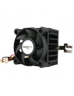 StarTech.com 50x50x41mm Socket 7 370 CPU Cooler Fan w  Heatsink and TX3 and LP4