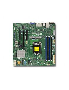 Supermicro X11SSL-F server workstation motherboard LGA 1151 (Socket H4) micro ATX Intel® C232