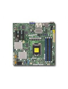 Supermicro X11SSH-CTF server workstation motherboard LGA 1151 (Socket H4) micro ATX Intel® C236