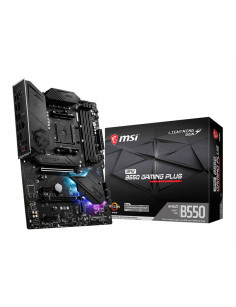 MSI MPG B550 Gaming Plus Socket AM4 ATX AMD B550