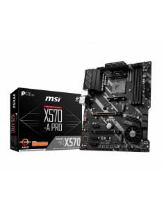 MSI X570-A PRO Socket AM4 ATX AMD X570