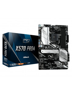 Asrock X570 Pro4 Socket AM4 ATX AMD X570