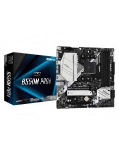 Asrock B550M Pro4 Socket AM4 micro ATX AMD B550