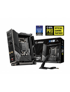 MSI MEG Z490I UNIFY LGA 1200 mini ITX Intel Z490