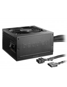 be quiet! System Power 9 power supply unit 500 W 20+4 pin ATX ATX Black