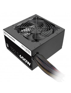 Thermaltake TRS-600AH2NK power supply unit 600 W 20+4 pin ATX ATX Black