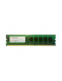 V7 8GB DDR3 PC3-12800 - 1600MHz ECC DIMM Server Memory Module - V7128008GBDE