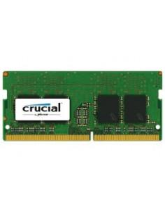Crucial 4GB DDR4 memory module 1 x 4 GB 2400 MHz