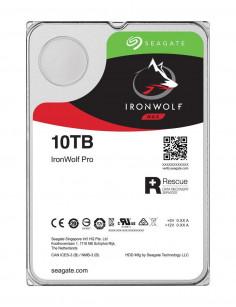 """Seagate IronWolf Pro 3.5"""" 10000 GB Serial ATA III"""