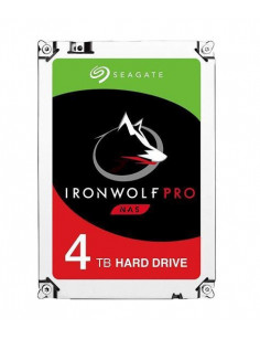 "Seagate IronWolf Pro ST4000NE001 internal hard drive 3.5"" 4000 GB Serial ATA III"