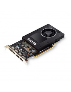 PNY VCQP2000-PB plăci video NVIDIA Quadro P2000 5 Giga Bites GDDR5