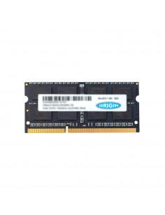 Origin Storage 4GB DDR3 1600MHz SODIMM 1Rx8 Non-ECC 1.35V (Ships as 1600mHz)
