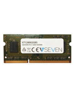 V7 V7128002GBS memory module 2 GB 1 x 2 GB DDR3 1600 MHz
