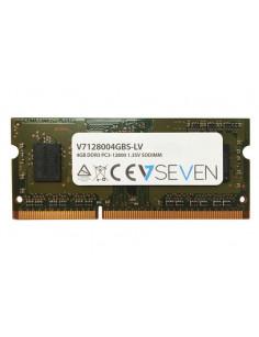 V7 4GB DDR3 PC3-12800 - 1600mhz SO DIMM Notebook Memory Module - V7128004GBS-LV