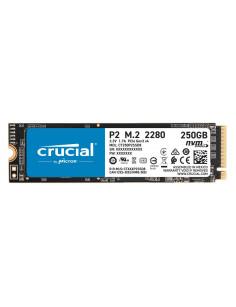 Crucial P2 M.2 250 GB PCI Express 3.0 NVMe