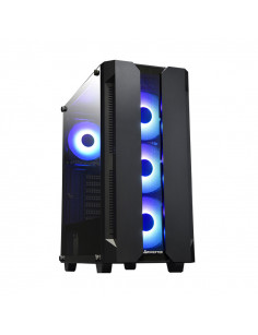 Chieftec GS-01B-OP computer case Tower Black