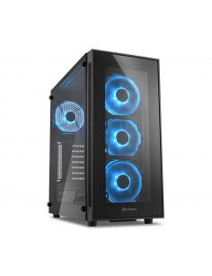 Sharkoon TG5 Midi Tower Black