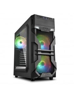 Sharkoon VG7-W RGB Midi Tower Black