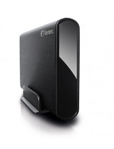 "Fantec DB-ALU3-6G 3.5"" Black"