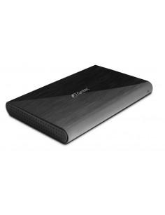 """Fantec ALU-25C31 2.5"""" HDD SSD enclosure Black"""