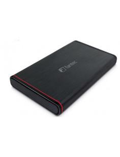 "Fantec 225U3-6G 2.5"" Black USB powered"