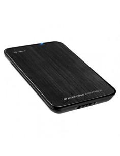 "Sharkoon 4044951009220 storage drive enclosure 2.5"" Black USB powered"