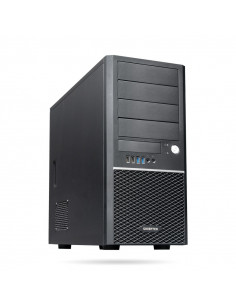 Chieftec CM-25B-OP computer case Tower Black