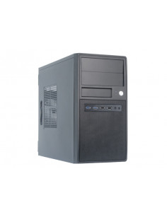 Chieftec CT-04B-350GPB computer case Black 350 W