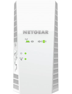 Netgear Nighthawk X4 Network repeater 10,100,1000 Mbit s White