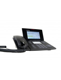 AGFEO ST 56 IP IP phone Black Wired handset
