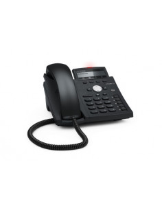 Snom D315 IP phone Black, Blue Wired handset