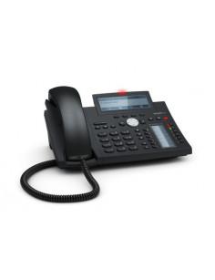 Snom D345 IP phone Black, Blue Wired handset